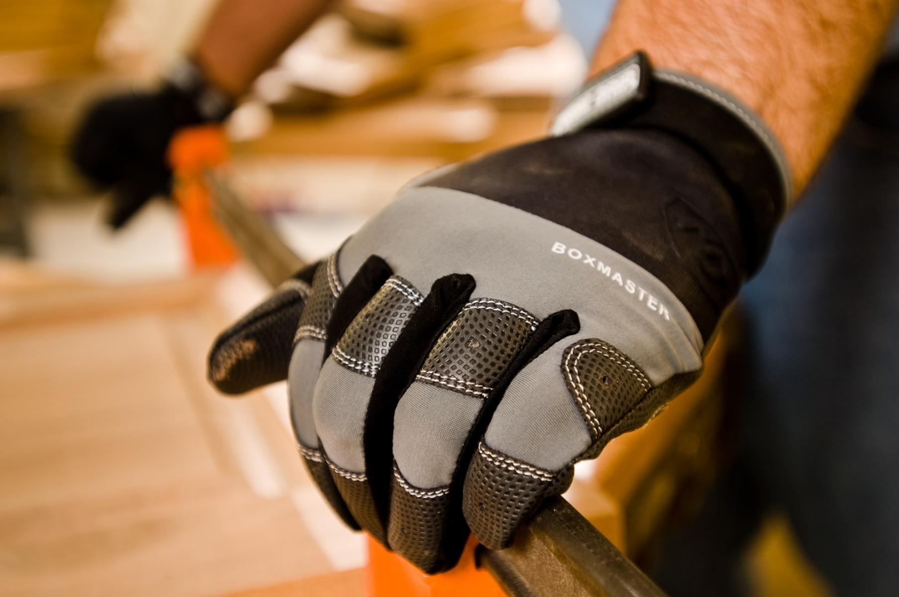 For Firm Grip Gloves